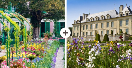 GIVERNY AND AUVERS-SUR-OISE