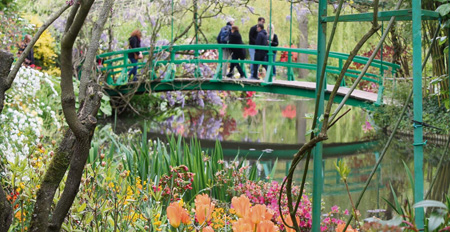 GIVERNY HALF DAY TOUR